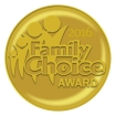 2016 Family Choice Award Seal